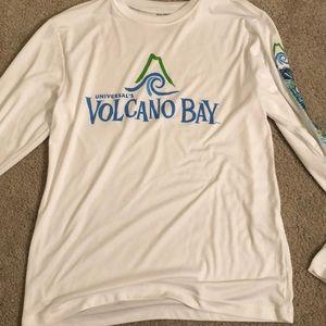 Volcano bay dry fit t-shirt
